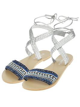 accessorize-poppy-ankle-tie-flat-sandal-blue