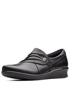 clarks-hope-roxanne-slip-on-flat-shoes-black