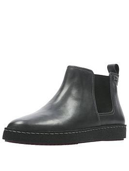 clarks-lillia-piper-chelsea-ankle-boot-dark-grey
