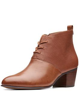 clarks-maypearl-lucy-heeled-lace-up-ankle-boots-dark-tan-leather