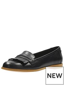 clarks-andora-crush-loafer-black