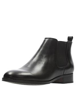 clarks-netley-ella-ankle-boot-black