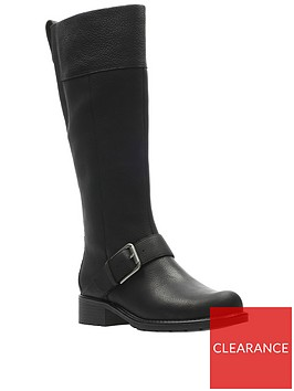 clarks-orinoco-jazz-knee-high-boots--nbspblack