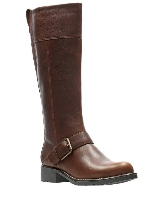 b15b3c11073 Orinoco Jazz Knee High Boot - Tan