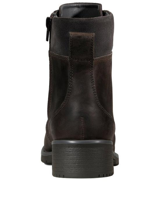 26c6402dad371 ... Clarks Orinoco Spice Lace Up Ankle Boot - Grey. View larger
