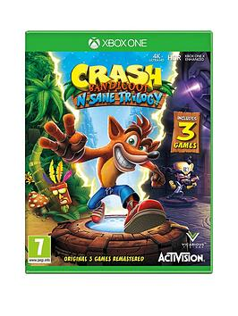 Crash Bandicoot NSane Trilogy (Xbox One) Best Price and Cheapest