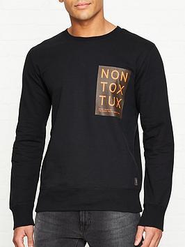 nudie-jeans-evert-non-tox-sweatshirt-black