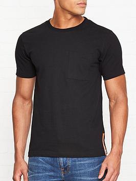 nudie-jeans-kurt-worker-t-shirt-black