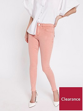 river-island-river-island-amelie-skinny-jeans--apricot