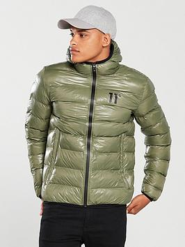 11-degrees-nbspstrike-padded-jacket-khaki