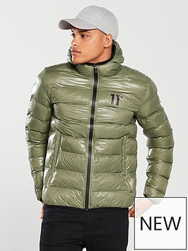 11-degrees-nbspstrike-padded-jacket-khaki