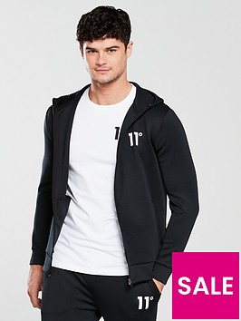 11-degrees-poly-zip-up-hood