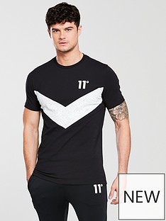 11-degrees-black-chevron-t-shirt