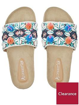 accessorize-orlanda-pom-pom-footbed-flat-sandal