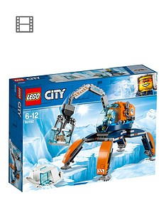 LEGO City 60192 City Arctic Ice Crawler