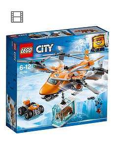 LEGO City 60193 Arctic Air Transport Helicopter