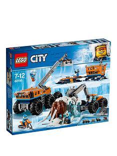 LEGO City 60195Arctic Mobile Exploration Base