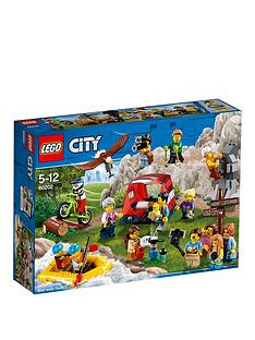 LEGO City 60202 People Pack - Outdoor Adventures
