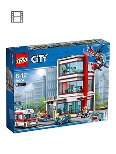 LEGO City 60204City Hospital