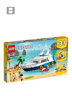 LEGO Creator 31083 Cruising Adventure Set
