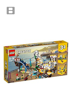 LEGO Creator 31084 Pirate Roller Coaster Set