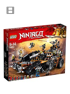 LEGO Ninjago 70654 Dieselnaut Vehicle