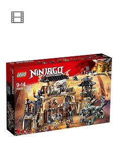 LEGO Ninjago 70655Dragon Pit