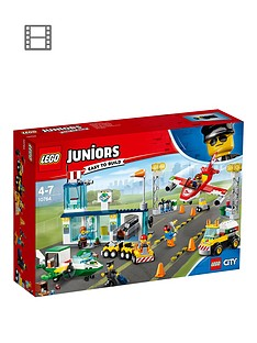 LEGO 10764 Juniors City Central Airport Building Set Best Price and Cheapest