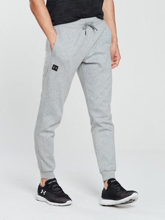 5faa4cd7c UNDER ARMOUR Rival Fleece Joggers | very.co.uk