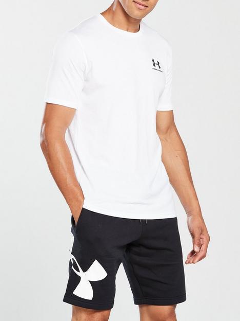 under-armour-trainingnbspsportstyle-left-chest-logo-t-shirt-white