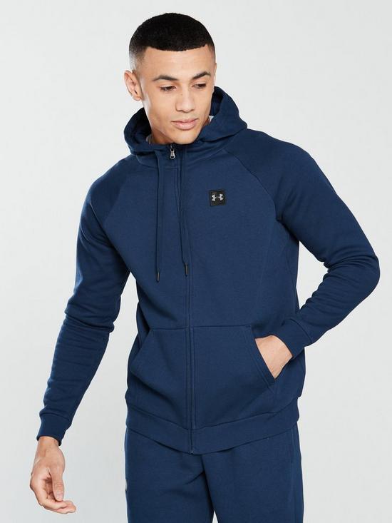 0f593c79 Rival Fleece Full Zip Hoodie