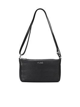 Hugo Boss Hugo Boss Hugo Mayfair Mini Black Crossbody Bag