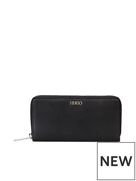 hugo-boss-hugo-boss-hugo-hoxton-black-ziparound-purse