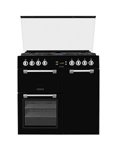 leisure-cc90f531k-90cm-chefmaster-dual-fuel-range-cooker-with-optional-connection