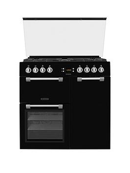 Leisure Cc90F531K 90Cm Chefmaster Dual Fuel Range Cooker - Rangecooker Only Best Price, Cheapest Prices