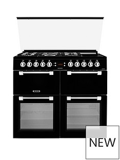 leisure-cc100f521k-100cm-chefmaster-dual-fuel-range-cookernbspwith-optional-connection