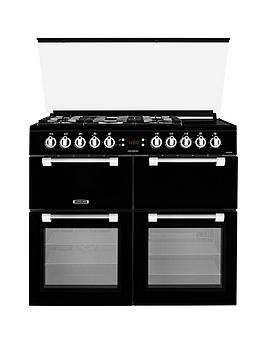 Leisure Cc100F521K 100Cm Chefmaster Dual Fuel Range Cooker - Rangecooker Only Best Price, Cheapest Prices