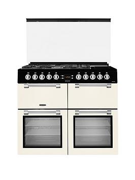 Leisure Cc100F521C 100Cm Chefmaster Dual Fuel Range Cooker - Rangecooker Only Best Price, Cheapest Prices