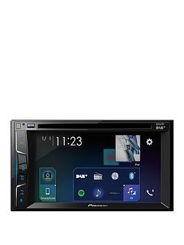pioneer-avh-a3100dab-2-din-62quot-clear-type-touchscreen-multimedia-player-with-easy-smartphone-connectivity-via-simple-usb-cable-supporting-dabdab-digital-r