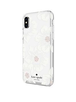 kate-spade-new-york-new-york-protective-hardshell-case-for-iphone-x-hollyhock-floral-clearcream-with-stones