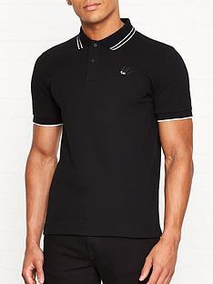mcq-alexander-mcqueen-swallow-logo-polo-shirt-black