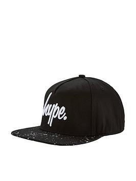 hype-snapback-speckle-cap