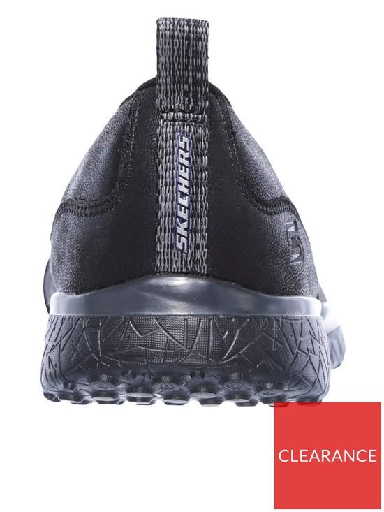 c3751f63c811 ... Skechers Microburst Lightness Ballerina - Black. View larger