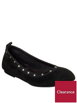 skechers-studded-cleo-regent-ballet-pumps-black