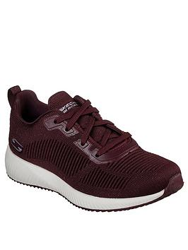 Skechers Bobs Squad Total Glam Trainer