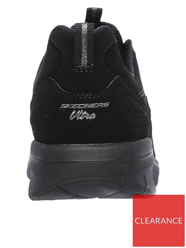 54e2909a62a2 Skechers Synergy 2.0 Side-step Trainers - Black