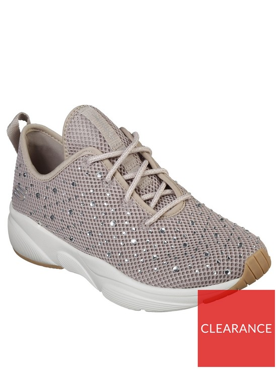 c956dd11a34 Skechers Meridian Trainer - Taupe