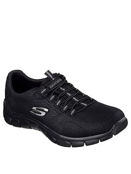 skechers-empire-take-charge-trainers-black