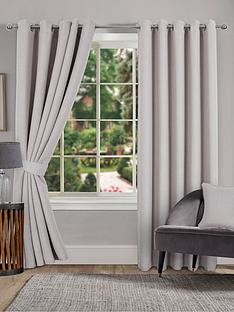 hugo-blackout-linen-eyelet-curtains