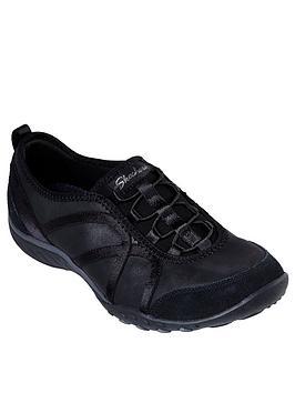 skechers-breathe-easy-flawless-look-trainers-black